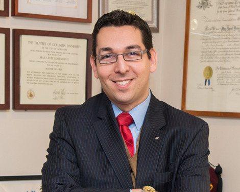 Attorney Max L. Rosenberg