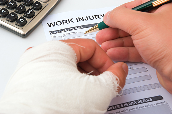 Broken Wrist, Workers' Compensation - Rosenberg, Miller, Hite and Morilla, LLC