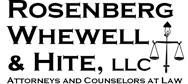 Rosenberg, Whewell, & Hite, LLC